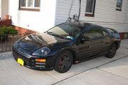 2001 Mitsubishi Eclipse GT wnavigation