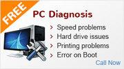 FREE Laptop/Desktop Diagnosis.