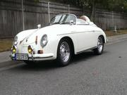 1957 porsche Porsche 356 Speedster