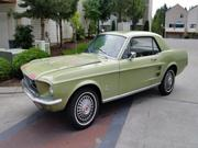 Ford Mustang 114521 miles