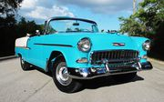 1955 Chevrolet Bel Air150210 Convertible