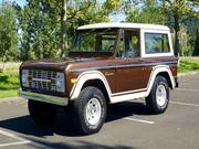 1976 Ford Bronco Ford: Bronco 2DR CONVERTIBLE