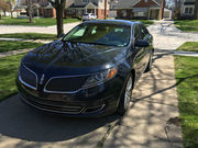 2013 Lincoln MKSEcoBoost Sedan 4-Door
