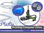 The Best Plastic Mold Components Service