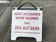 Best Car & Auto Accident Chiropractor in Kent Washington