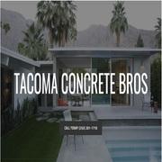 Tacoma Concrete Bros
