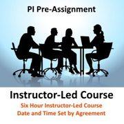 Private investigator education training
