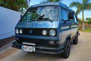1990 Volkswagen BusVanagon Custom