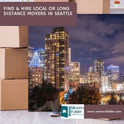 Find & Hire Local or Long Distance Movers in Seattle